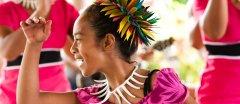 Dancer, Western Samoa